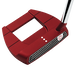 O-Works Red Jailbird Mini S Putter - View 1