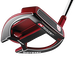 Odyssey O-Works Red 2-Ball Fang S Putter - View 4