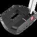 Odyssey O-Works Black Jailbird Mini Putter - View 1