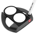 Odyssey O-Works Black 2-Ball Fang Putter - View 1