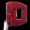 Odyssey O-Works Red Jailbird Mini S Putter - View 2