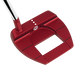 Odyssey O-Works Red Jailbird Mini S Putter - View 3