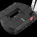 Odyssey O-Works Black Jailbird Mini S Putter - View 1