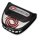 Odyssey O-Works Black 2-Ball Fang Putter - View 5