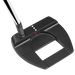 Odyssey O-Works Black Jailbird Mini S Putter - View 3