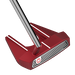 Odyssey O-Works Red #7S Putter - View 5