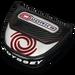 Odyssey O-Works Red Jailbird Mini Putter - View 5