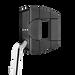 Odyssey O-Works Black Jailbird Mini Putter - View 2