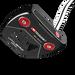 Odyssey O-Works Black Jailbird Mini Putter - View 4