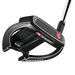 Odyssey O-Works Black 2-Ball Fang S Putter - View 4