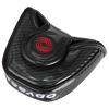 Odyssey O-Works Black 2-Ball Fang Putter - View 6