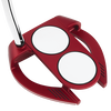 Odyssey O-Works Red 2-Ball Fang Putter - View 3