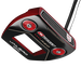 Odyssey O-Works Red Jailbird Mini Putter - View 4
