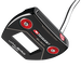 Odyssey O-Works Black Jailbird Mini Putter - View 4