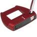Odyssey O-Works Red Jailbird Mini Putter - View 1