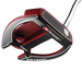 Odyssey O-Works Red 2-Ball Fang Putter - View 4