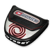 Odyssey O-Works Red #7S Putter - View 9