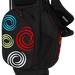 Odyssey Super Swirl Double-Strap Stand Bag - View 3