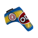 Odyssey Racing Blade Headcover Yellow/Blue - View 3