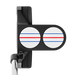 Triple Track 2-Ball Blade Putter - View 2