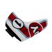 Odyssey Racing Blade Headcover Red/White - View 2
