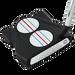 2-Ball Ten Triple Track S Putter - View 1