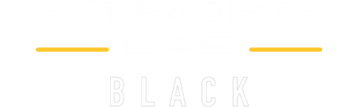 Stroke Lab Black Logo