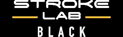 Stroke Lab Black Logo