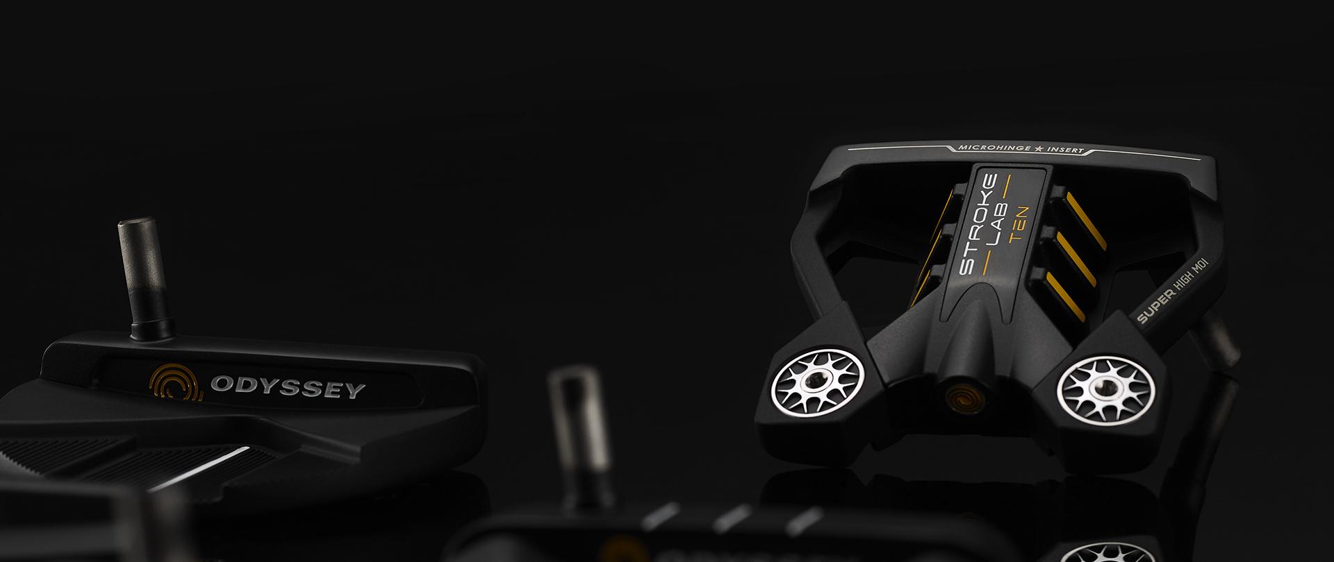 Stroke Lab Black Putter Image